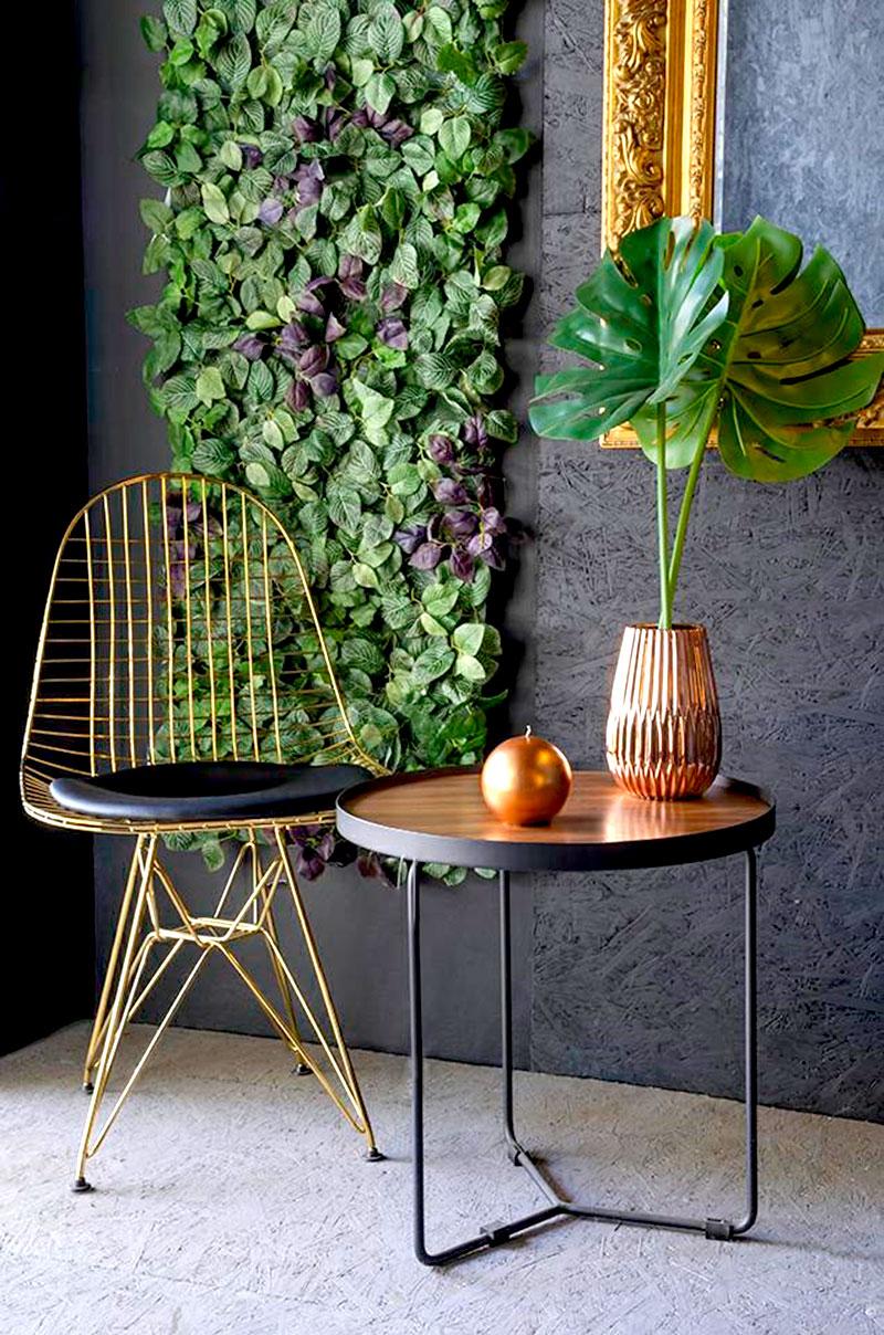 Designerskie krzesło DSR Net Gold