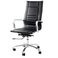 Krzesło obrotowe UNIQUE Aster czarne