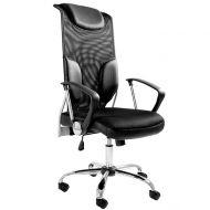 Krzesło obrotowe UNIQUE Thunder czarny