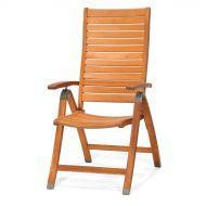 Krzesło składane z podłokietnikami D2 Catalina