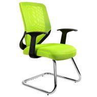 Krzesło Unique Mobi Skid zielone