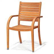 Krzesło z podłokietnikami D2 Catalina