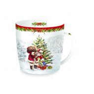 Kubek świąteczny 350ml Nuova R2S Christmas Collection