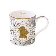 Porcelanowy kubek Baran 350ml Nuova R2S Zodiac
