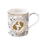 Porcelanowy kubek Ryby 350ml Nuova R2S Zodiac