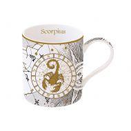 Porcelanowy kubek Skorpion 350ml Nuova R2S Zodiac
