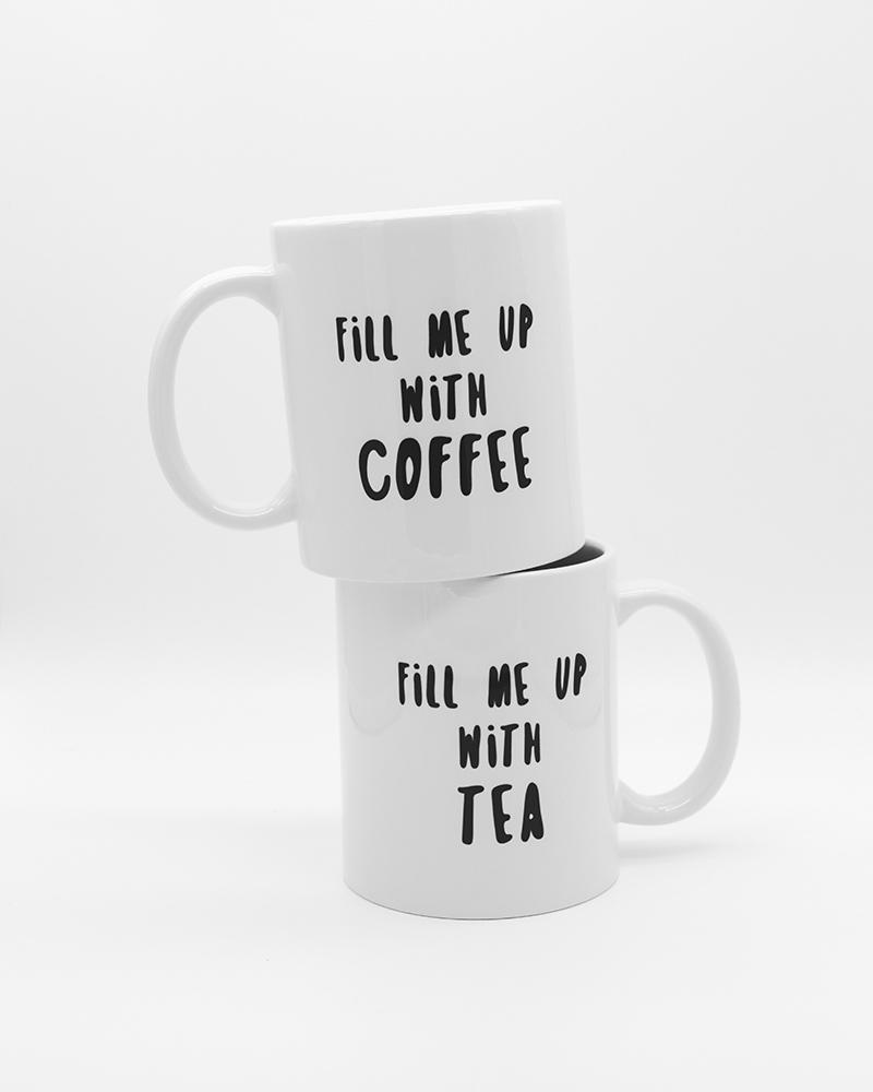 Kubki na kawę i herbatę