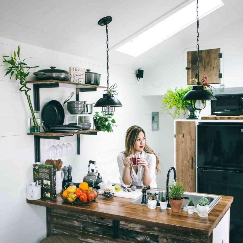 modna kuchnia 2021