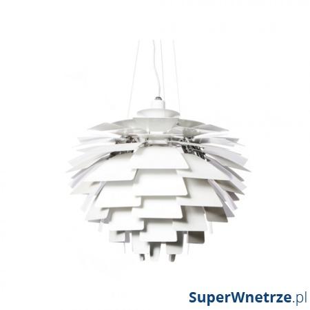 Lampa 60 cm King Bath Artichoke biała JX004D-60
