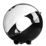 Lampa podłogowa 31,5 cm Koziol Orion czarna
