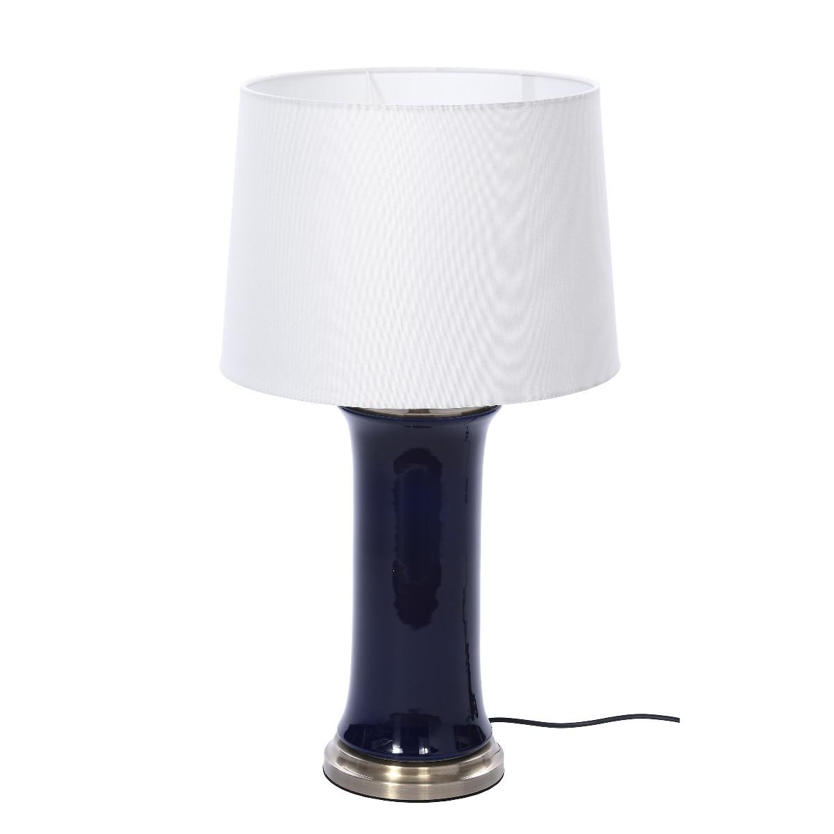 Lampa stołowa Berkeley 18x18x51 cm