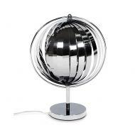 Lampa stołowa Nina Small Kokoon Design chrom