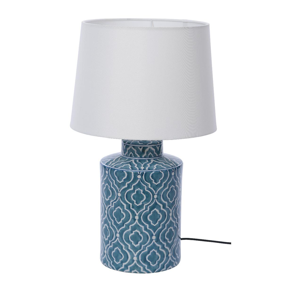 Lampa stołowa Walto 23x23x51 cm
