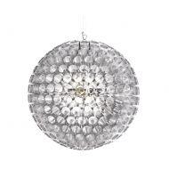 Lampa wisząca Brooklyn Kokoon Design srebrny