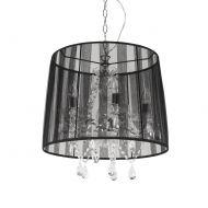 Lampa wisząca Conrad Kokoon Design czarny