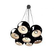 Lampa wisząca Czarna Perła