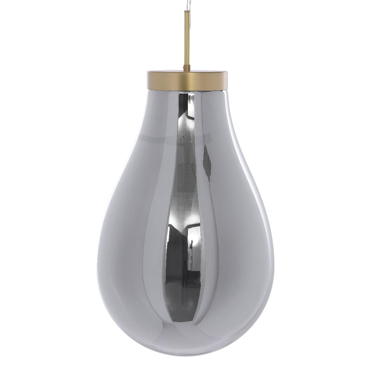 Lampa wisząca Flame Smoky XXL 50x50x160 cm