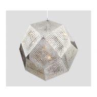Lampa wisząca 32cm Step into design Futuri Star srebrna