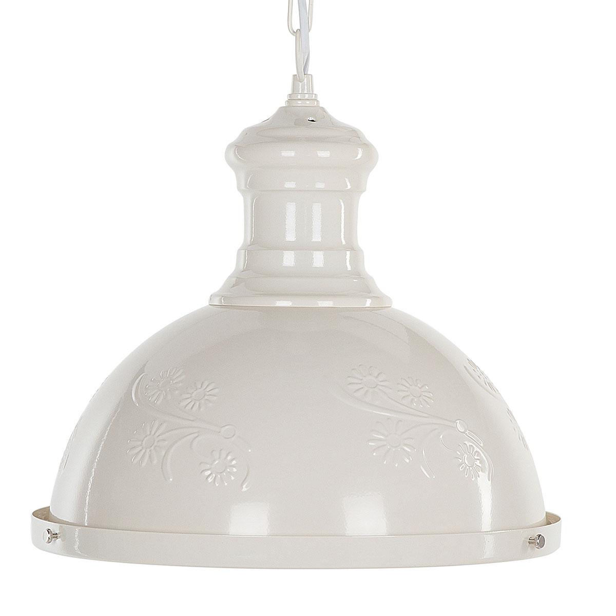 Lampa wisząca kremowa DIDESSA