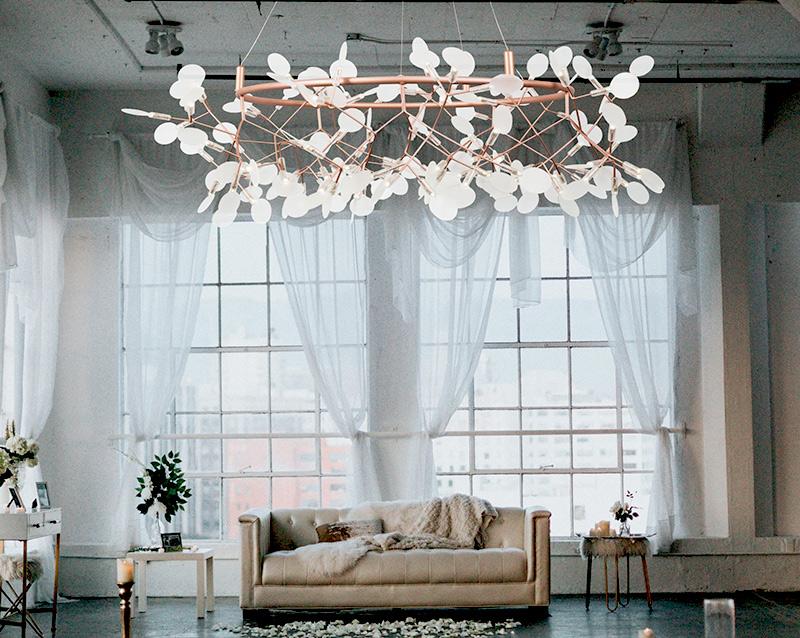 Lampa wisząca Chic Botanic