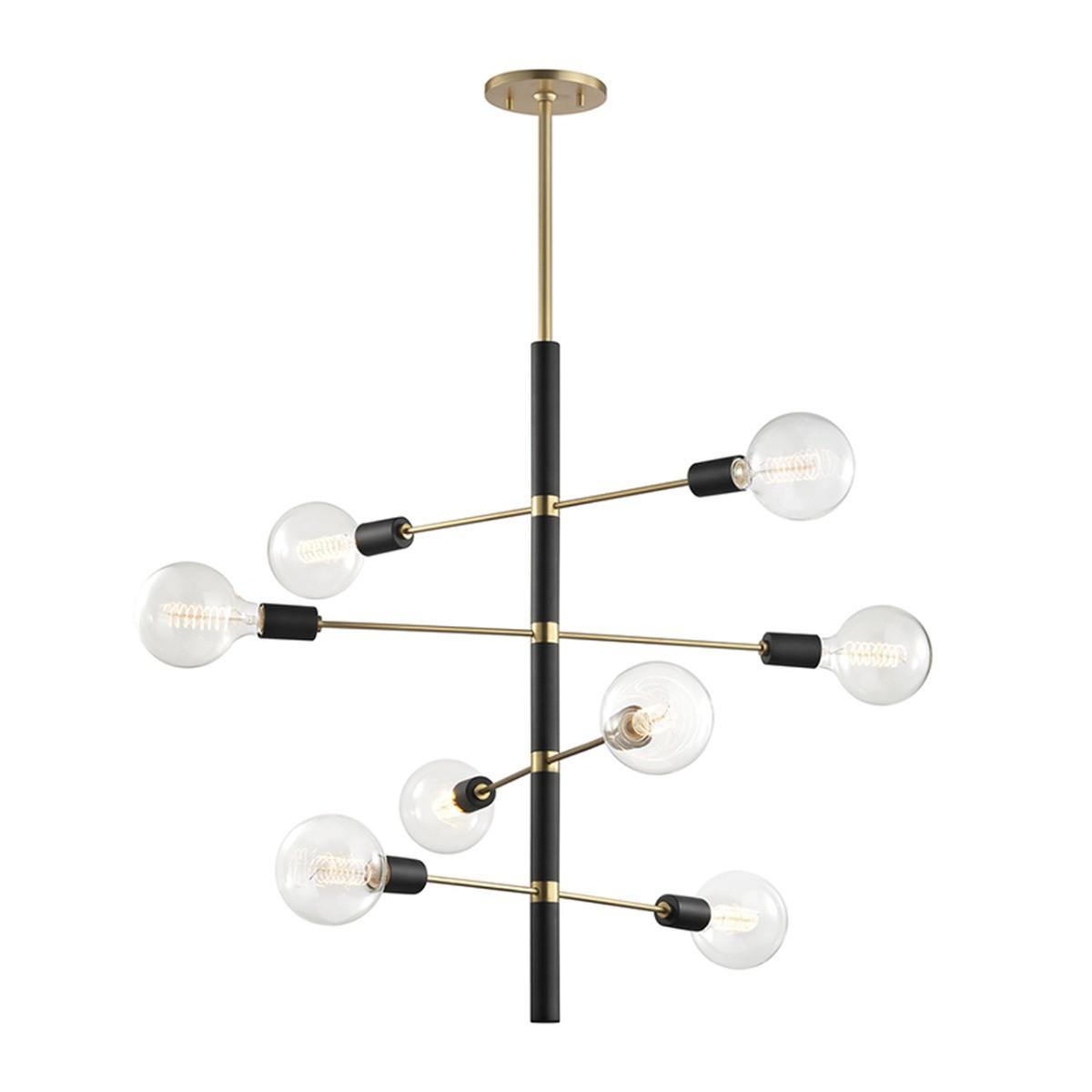 Lampa wisząca Mitzi 80x70 cm