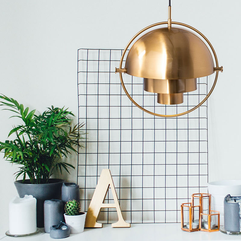 Lampa wisząca Mobile Step into Design