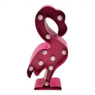 Lampka dekoracyjna Flamingo różowa