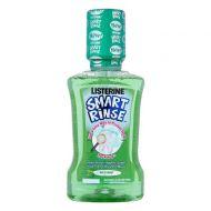 LISTERINE 250ml Smart Rinse łagodnie miętowy Płyn do płukania ust