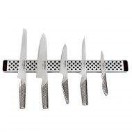 Listwa magnetyczna 51cm z 5 nożami Global