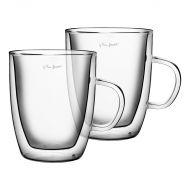 Zestaw szklanek do herbaty 2szt. 420ml Lamart Vaso przezroczyste
