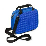 Lunch Box Iris Twin Bag niebieski