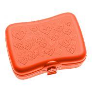 Lunchbox Koziol Susi pomarańczowo-czerwony