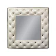 Lustro wiszące 98x98cm D2 Deco białe