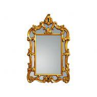 Lustro wiszące 90x145cm D2 Sacro złote
