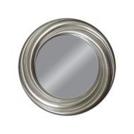 Lustro wiszące 94cm D2 Twist srebrne
