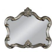 Lustro wiszące 70x80cm D2 Venice srebrne