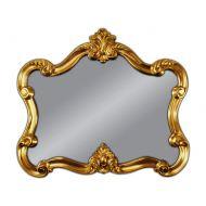 Lustro wiszące 92x109cm D2 Venice złote