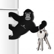 Magnetyczny wieszak na klucze i otwieracz do butelek Key Kong Mustard
