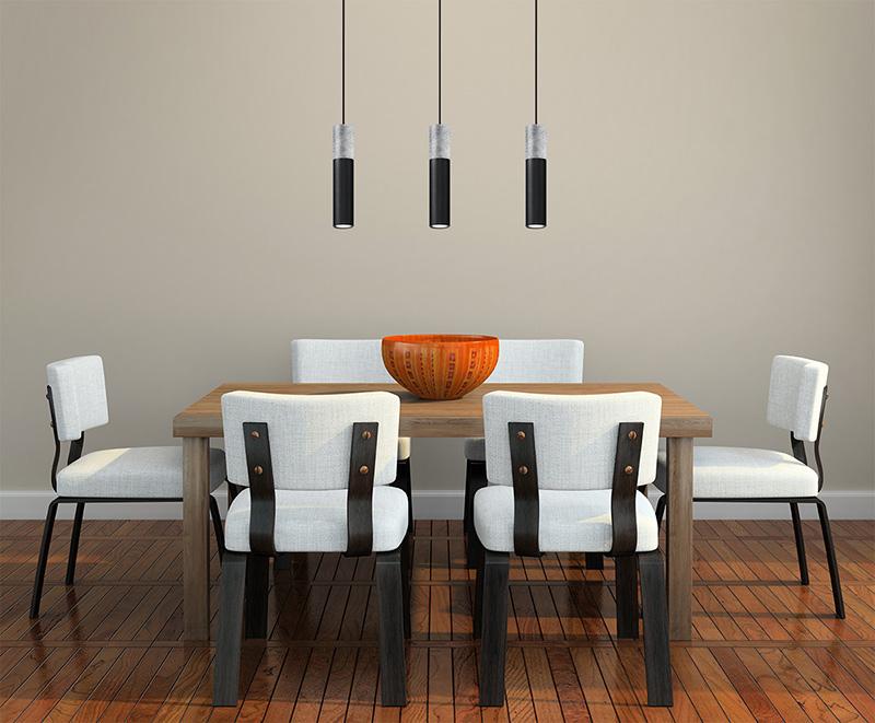 Nowoczesne lampy wiszące Sollux Lighting