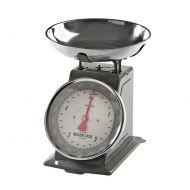 Waga kuchenna max.5kg Mason Cash Baker Lane srebrno-szara