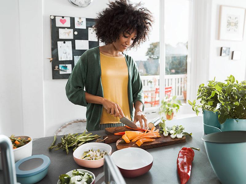 naczynia do kuchni mepal do przygotowywania posiłków