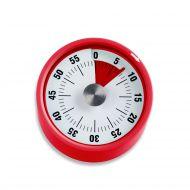 Minutnik mechaniczny 6x3,5cm ADE czerwony