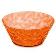 Misa sałatkowa 27 cm Koziol CRYSTAL 2.0 pomarańczowa