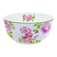 Misa z porcelany 14 cm Nuova R2S Floral Damask