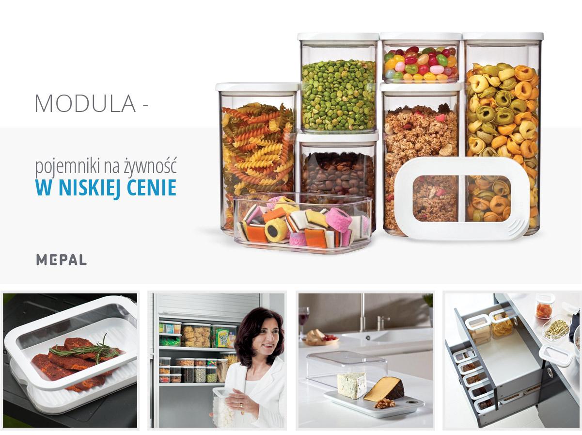 modula- pojemniki na żywność w niskiej cenie