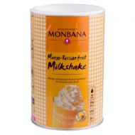 Monbana Mango - Passion Fruit Frappe