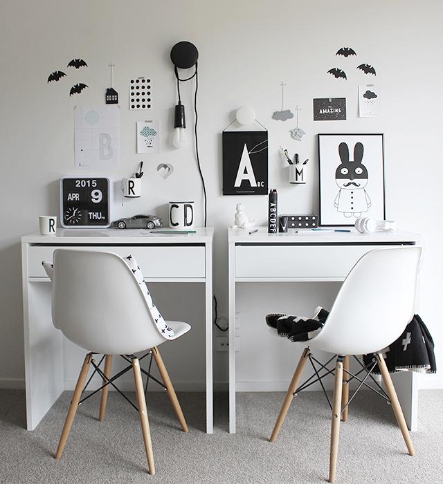 Komfortowe, ergonomiczne krzesła do biurka dla dzieci