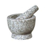 Moździerz granitowy 13 cm Cilio Salomon