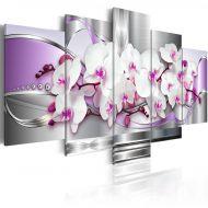 Obraz - Orchidea i fantazja (100x50 cm)