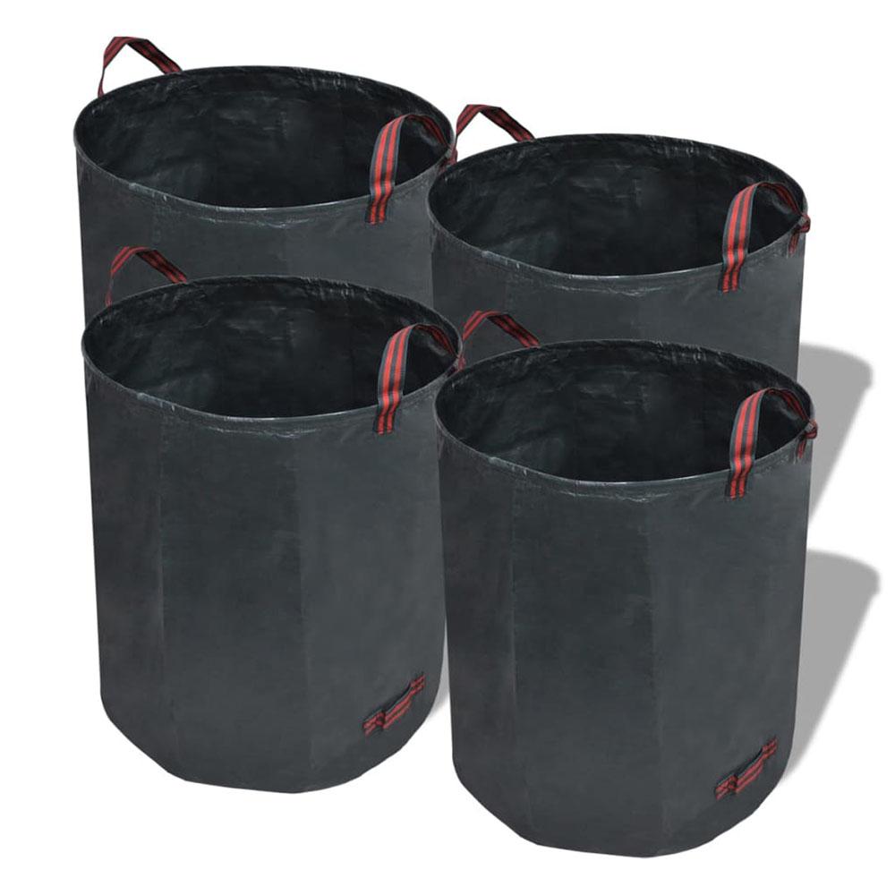 Ogrodowy pojemnik na odpady 272 l x4